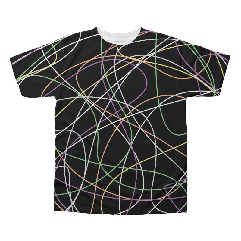 String II Men's Triblend All Over Print by Sam Shain's Artist Shop