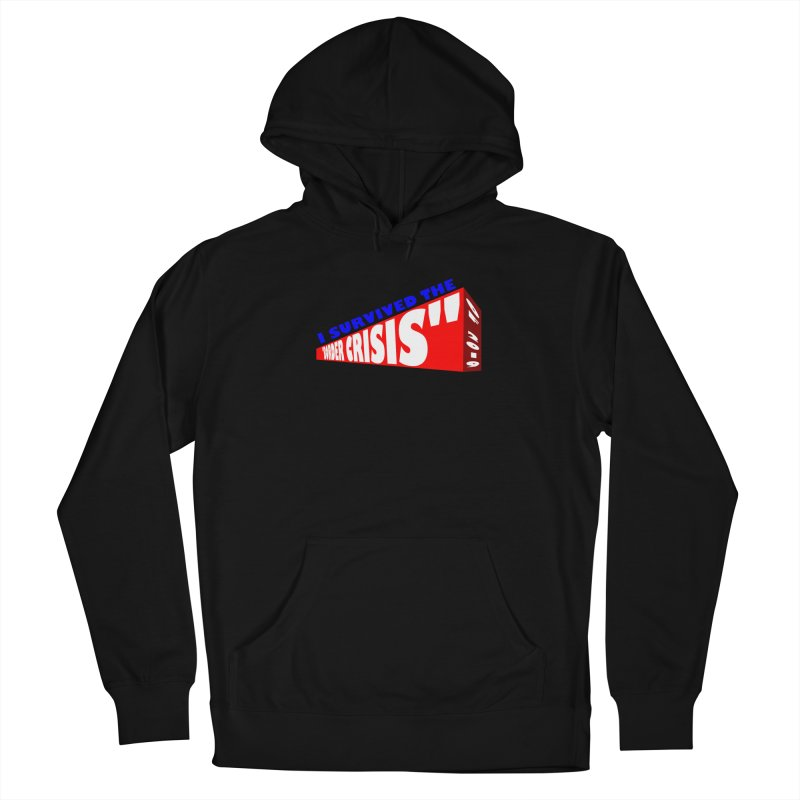 I survived Women's French Terry Pullover Hoody by Sam Shain's Artist Shop