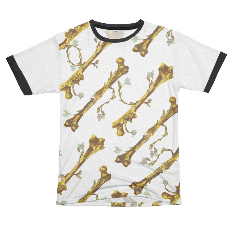 Renaissance in Men's French Terry T-Shirt Cut & Sew by Saṃsāra LSD