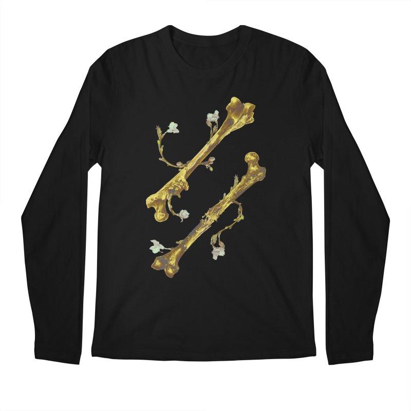 Renaissance Men's Regular Longsleeve T-Shirt by Saṃsāra LSD