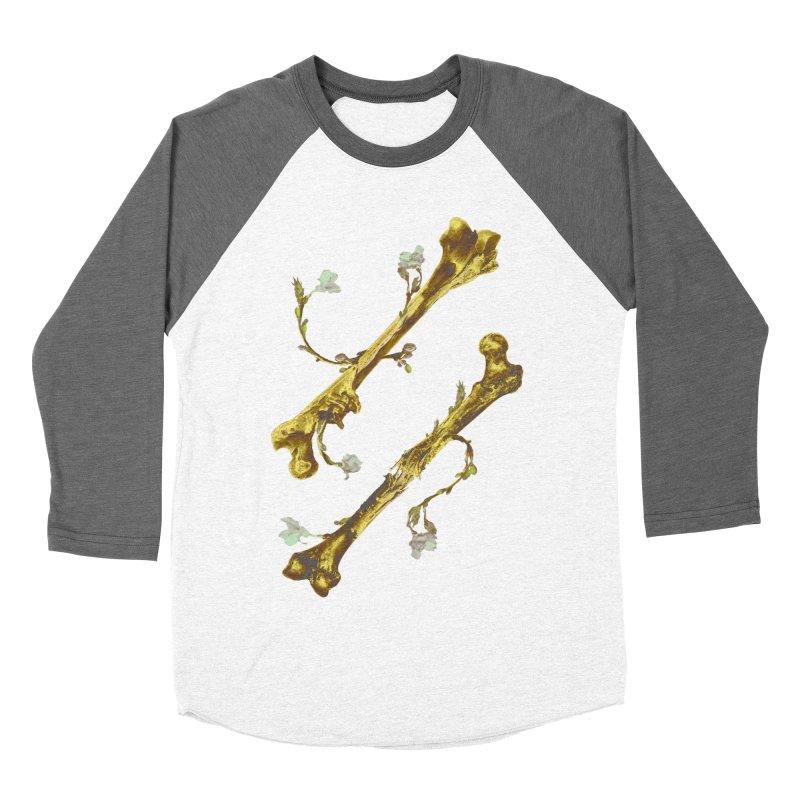 Renaissance Women's Baseball Triblend Longsleeve T-Shirt by Saṃsāra LSD