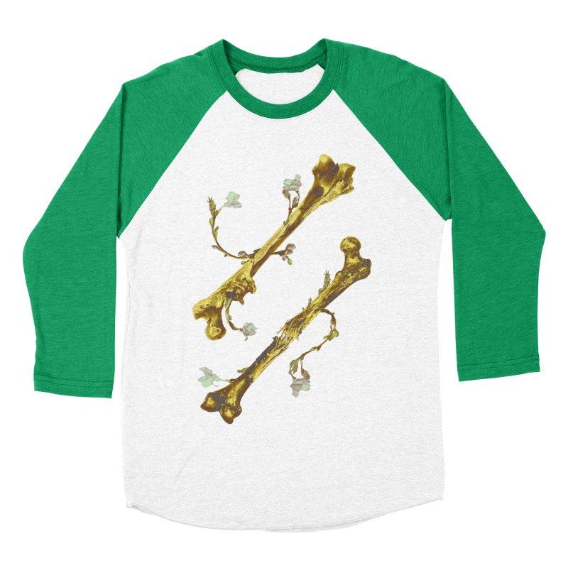 Renaissance Men's Baseball Triblend Longsleeve T-Shirt by Saṃsāra LSD