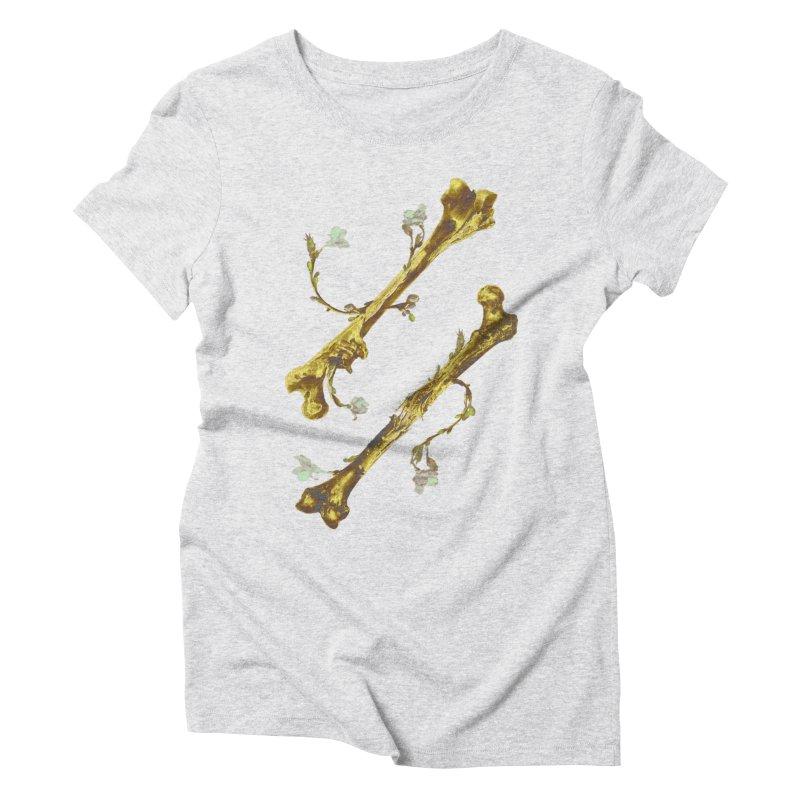 Renaissance Women's Triblend T-Shirt by Saṃsāra LSD