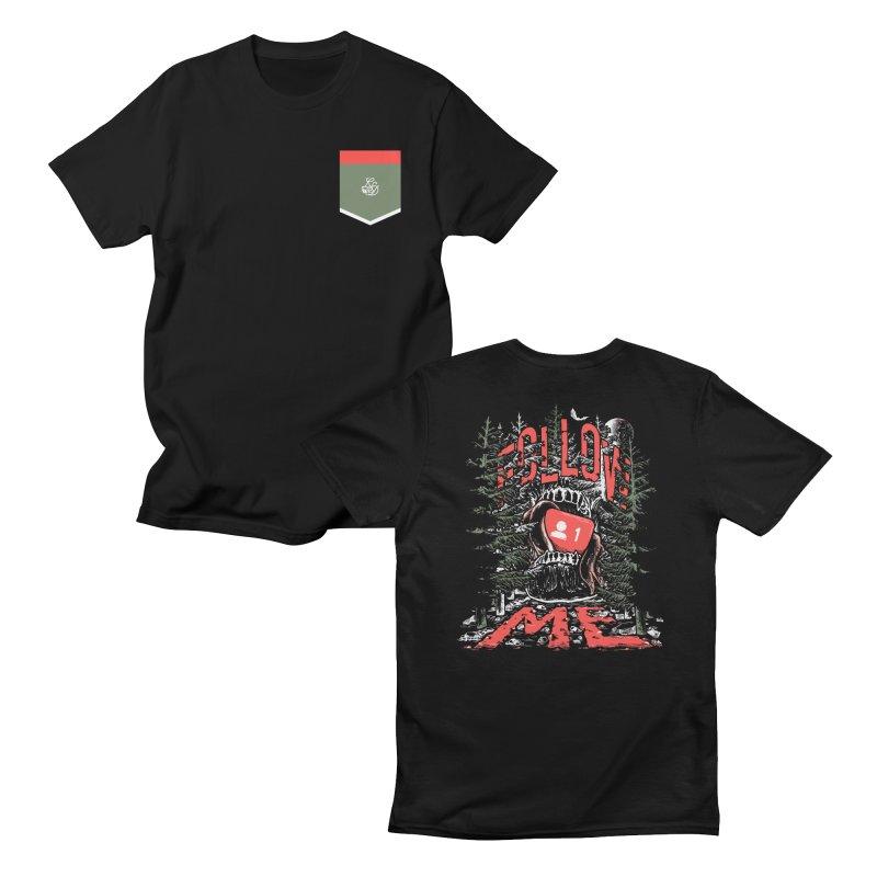 Follow me Men's T-Shirt by Saṃsāra LSD