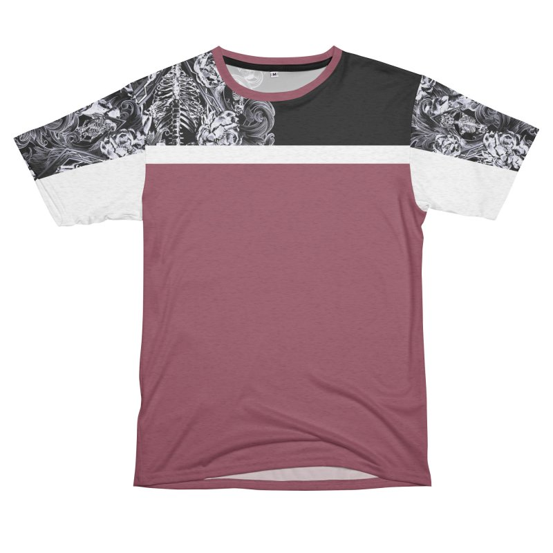 Ossein Grana Men's French Terry T-Shirt Cut & Sew by Saṃsāra LSD