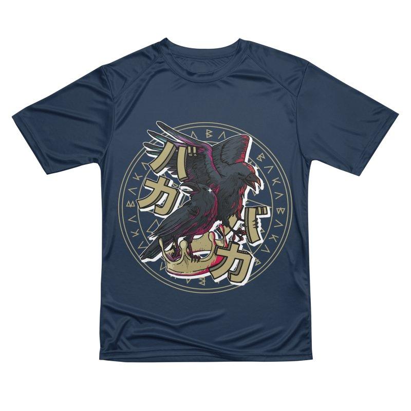 Baka! Men's Performance T-Shirt by Saṃsāra LSD