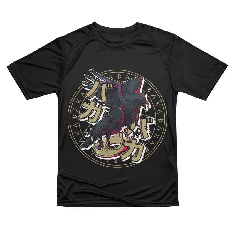 Baka! Women's Performance Unisex T-Shirt by Saṃsāra LSD