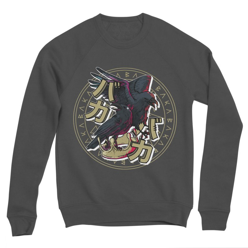 Baka! Women's Sponge Fleece Sweatshirt by Saṃsāra LSD