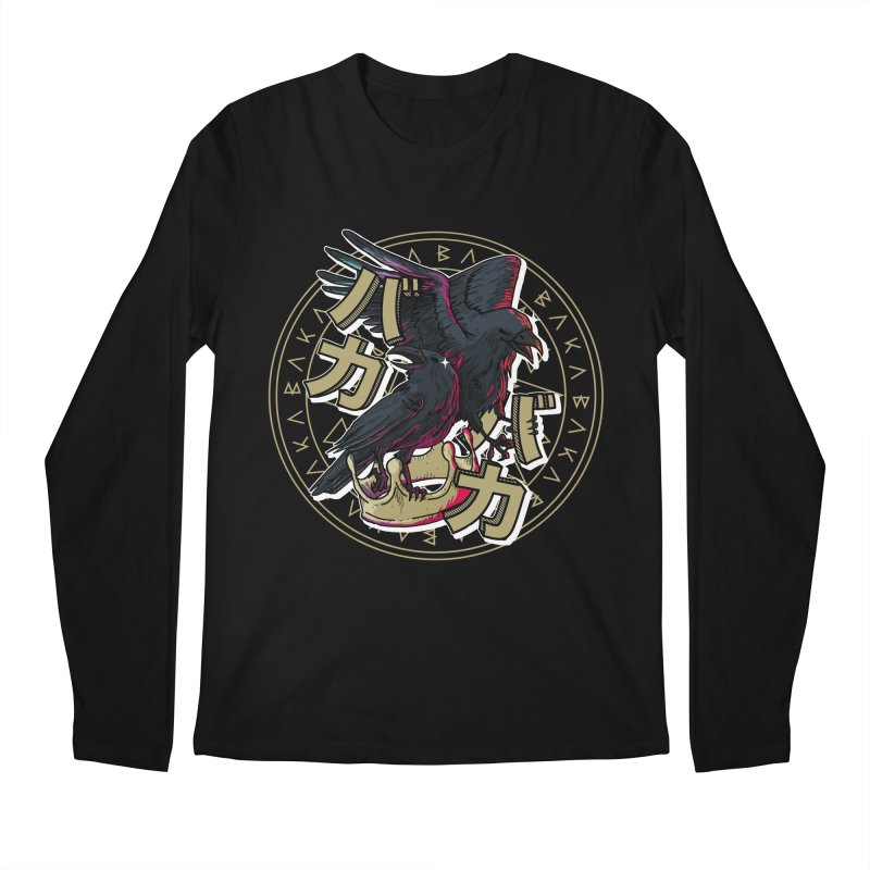 Baka! Men's Regular Longsleeve T-Shirt by Saṃsāra LSD