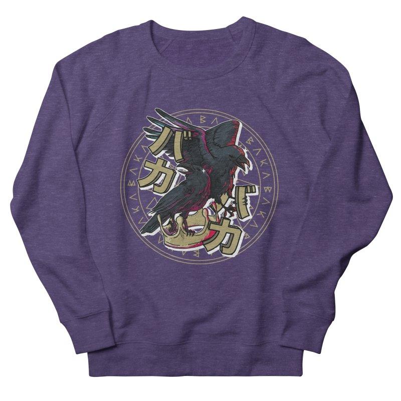 Baka! Men's French Terry Sweatshirt by Saṃsāra LSD