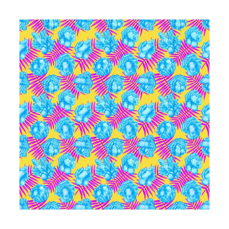Adam's Eden - Acid dick flowers Men's Cut & Sew by Saṃsāra LSD