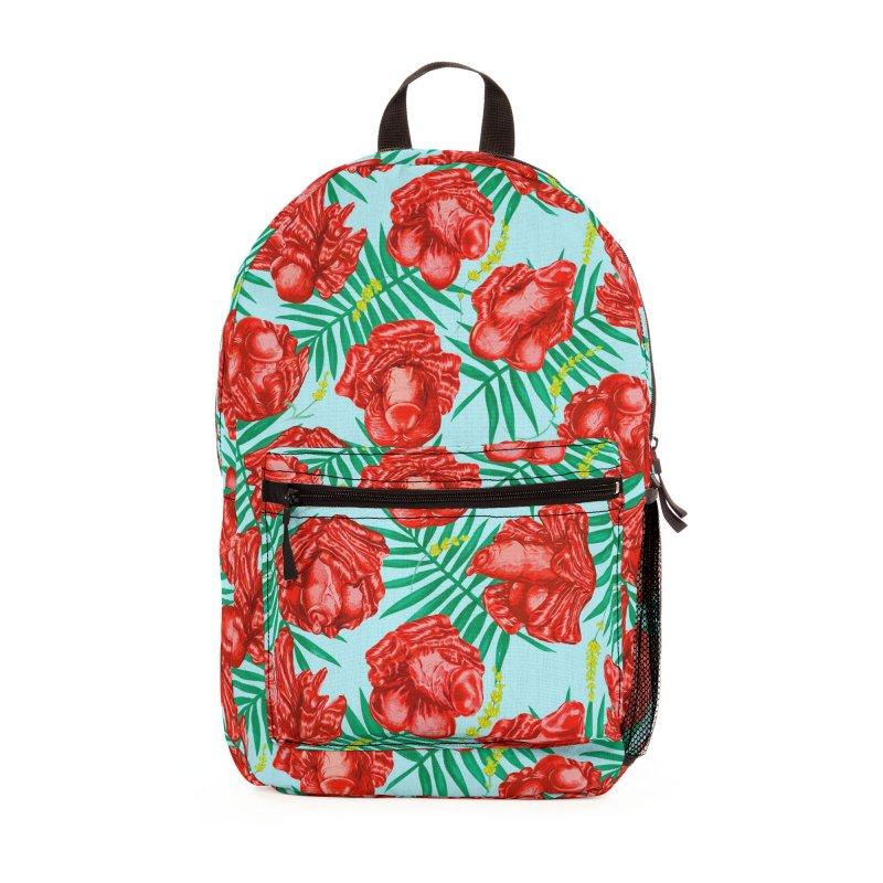 Adam's Eden - Summer willy poppy Accessories Bag by Saṃsāra LSD