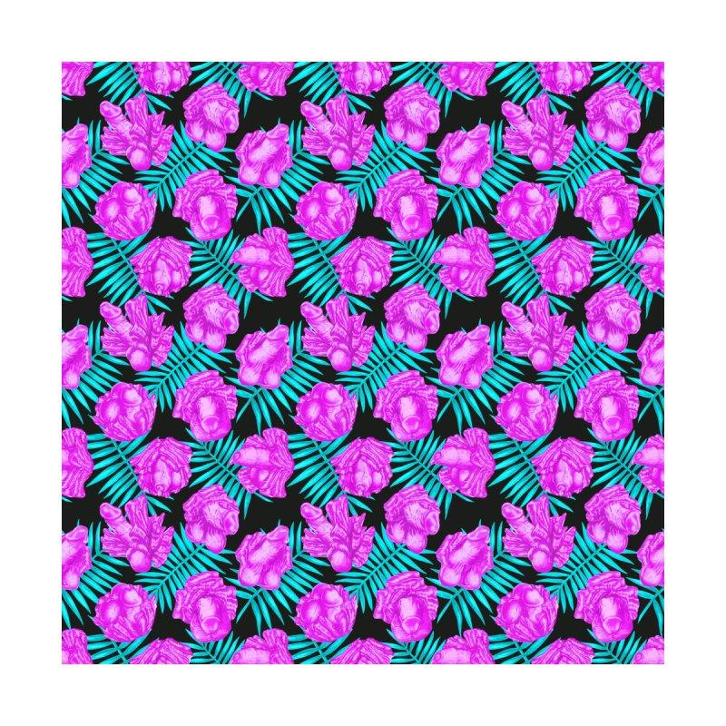 Adam's Eden - Fluor penis roses Men's Cut & Sew by Saṃsāra LSD