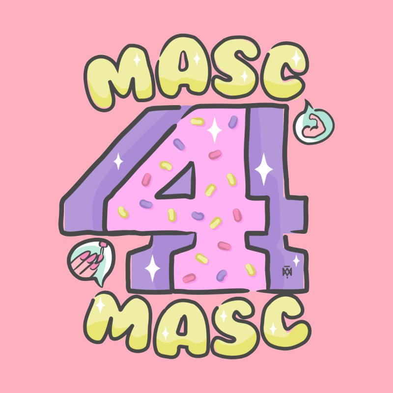 Masc 4 Masc Men's V-Neck by Saṃsāra LSD