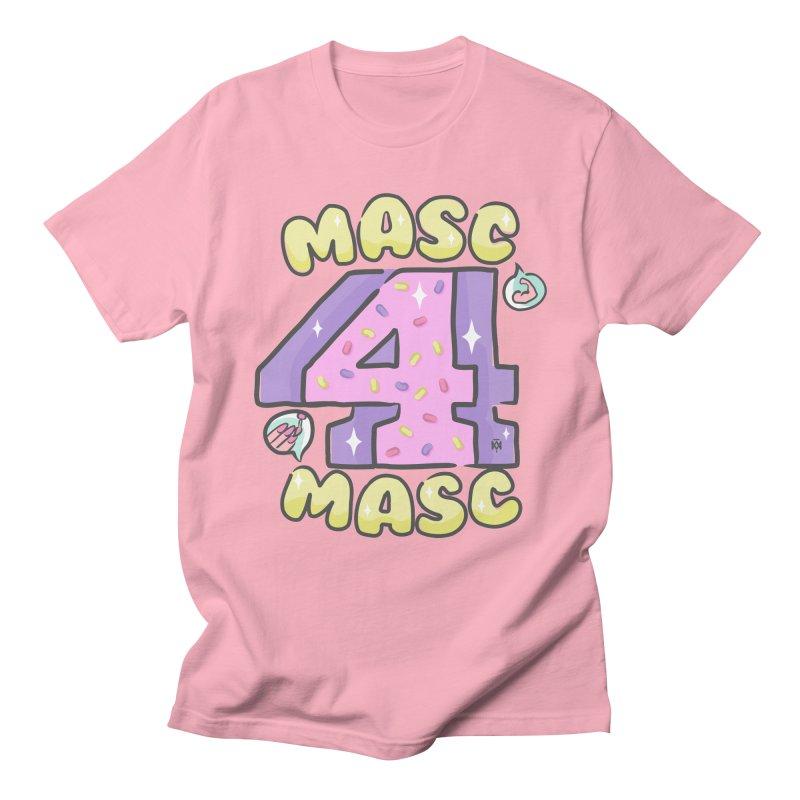 Masc 4 Masc Men's T-Shirt by Saṃsāra LSD