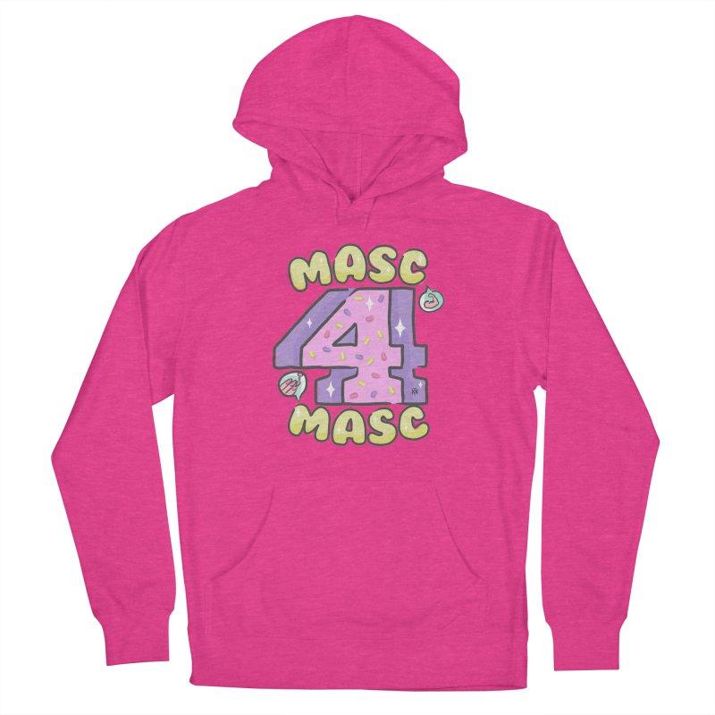 Masc 4 Masc Men's Pullover Hoody by Saṃsāra LSD