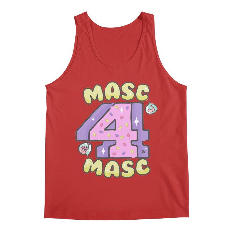 Masc 4 Masc Men's Tank by Saṃsāra LSD