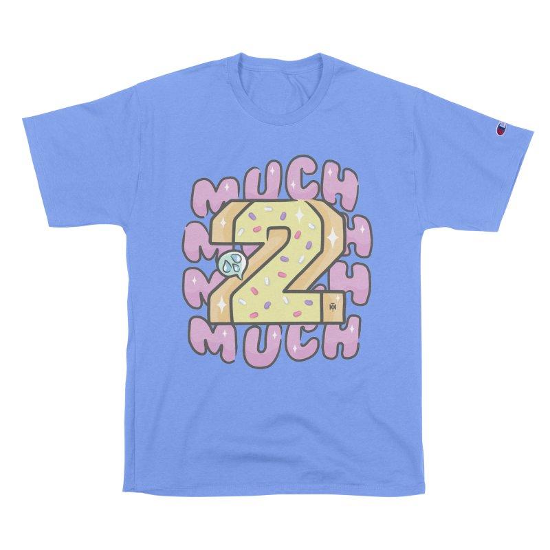 2 Much Men's T-Shirt by Saṃsāra LSD