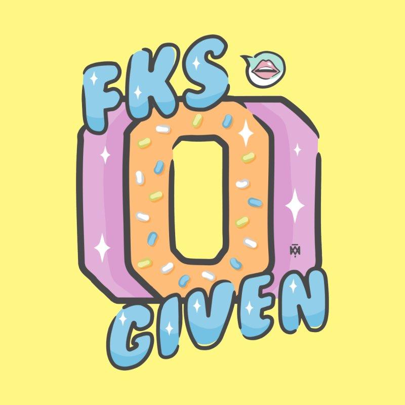 0 Fks Given Men's V-Neck by Saṃsāra LSD
