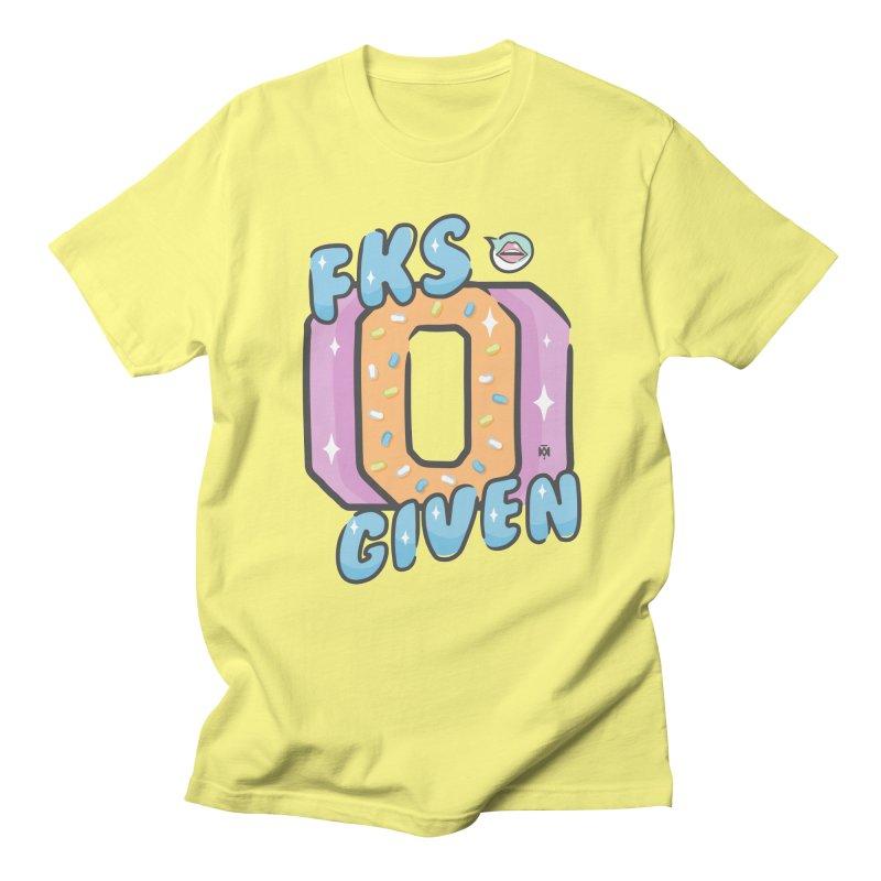 0 Fks Given Men's T-Shirt by Saṃsāra LSD