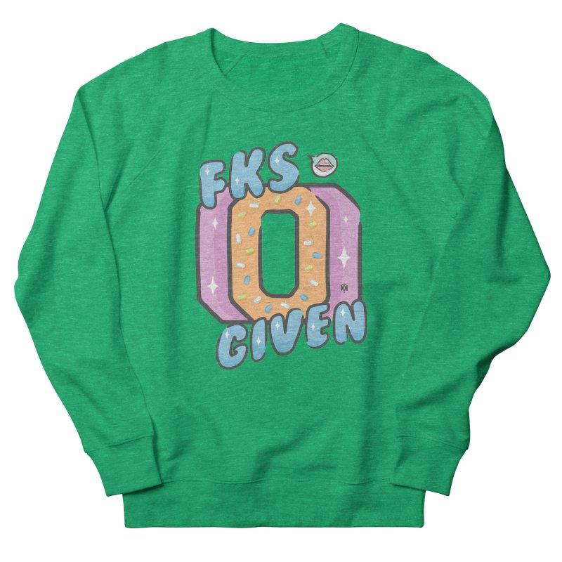 0 Fks Given Men's Sweatshirt by Saṃsāra LSD