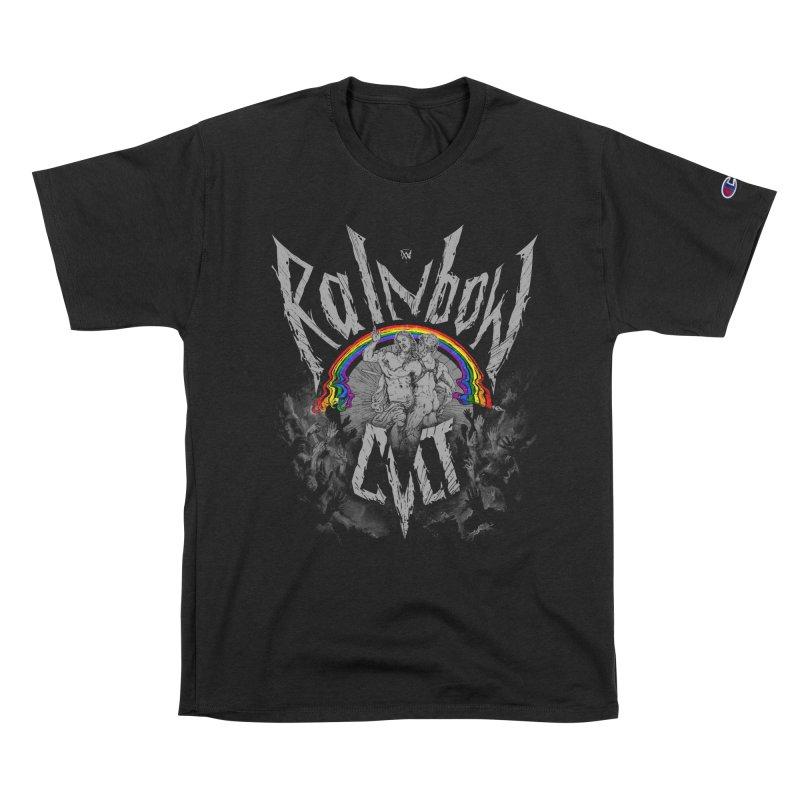 Rainbow Cult Men's T-Shirt by Saṃsāra LSD