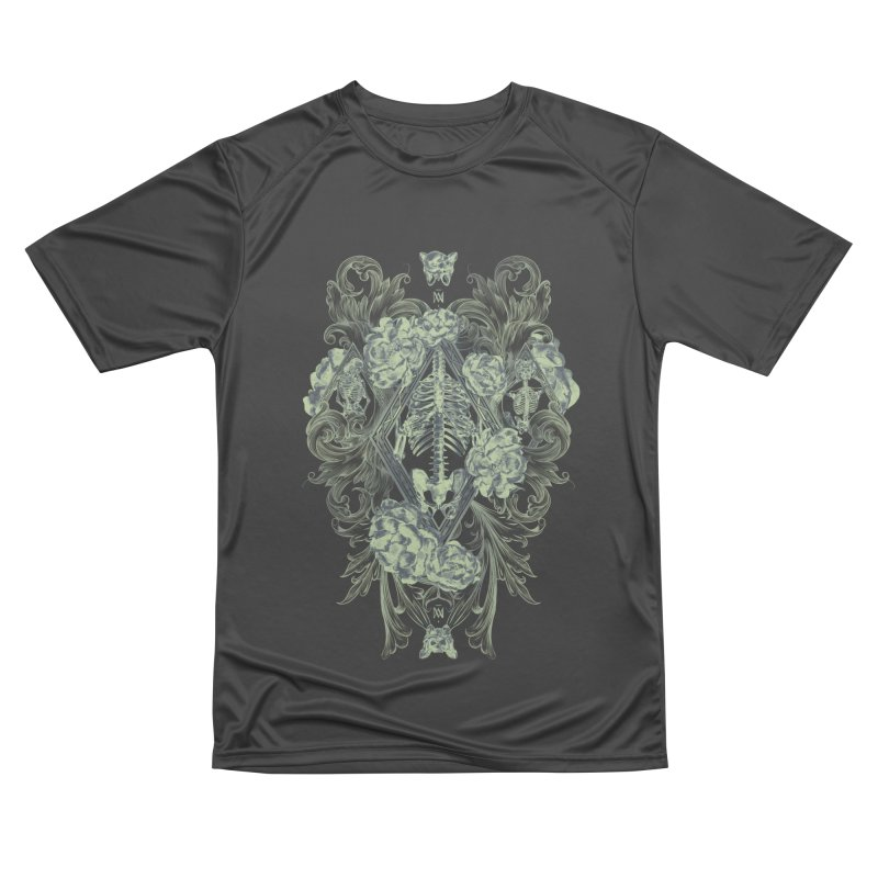 Jardí d'Ossos Women's Performance Unisex T-Shirt by Saṃsāra LSD