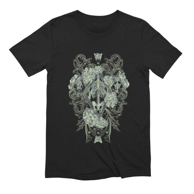 Jardí d'Ossos Men's Extra Soft T-Shirt by Saṃsāra LSD