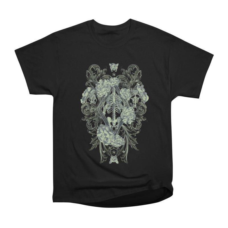 Jardí d'Ossos Men's Heavyweight T-Shirt by Saṃsāra LSD