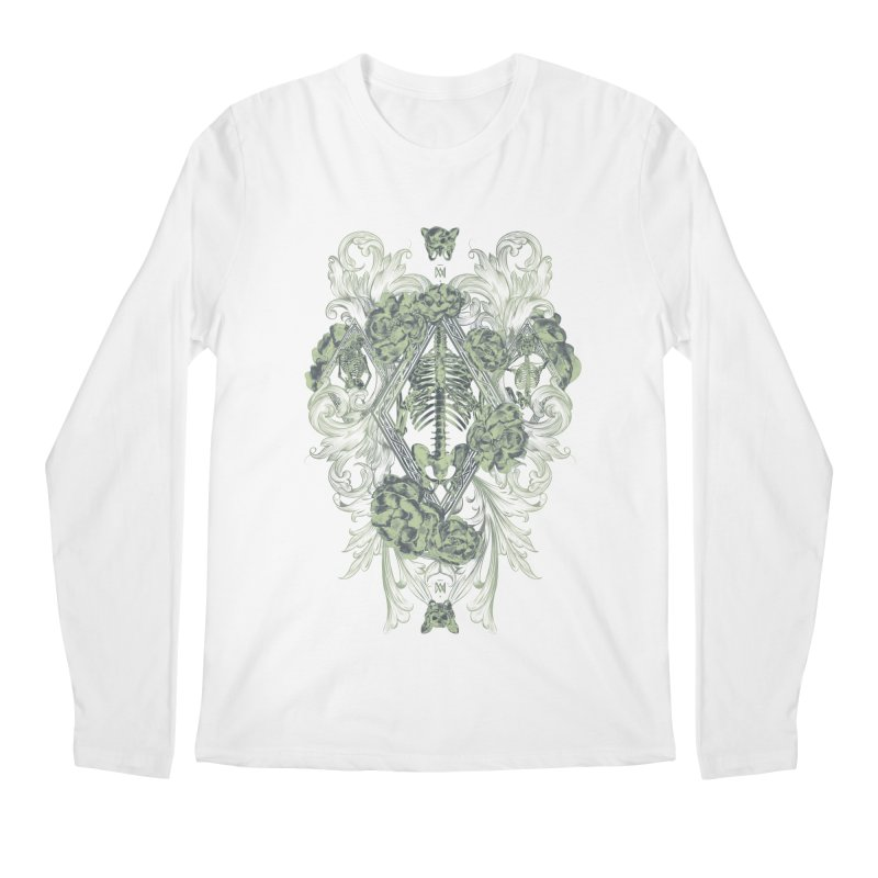 Jardí d'Ossos Men's Regular Longsleeve T-Shirt by Saṃsāra LSD