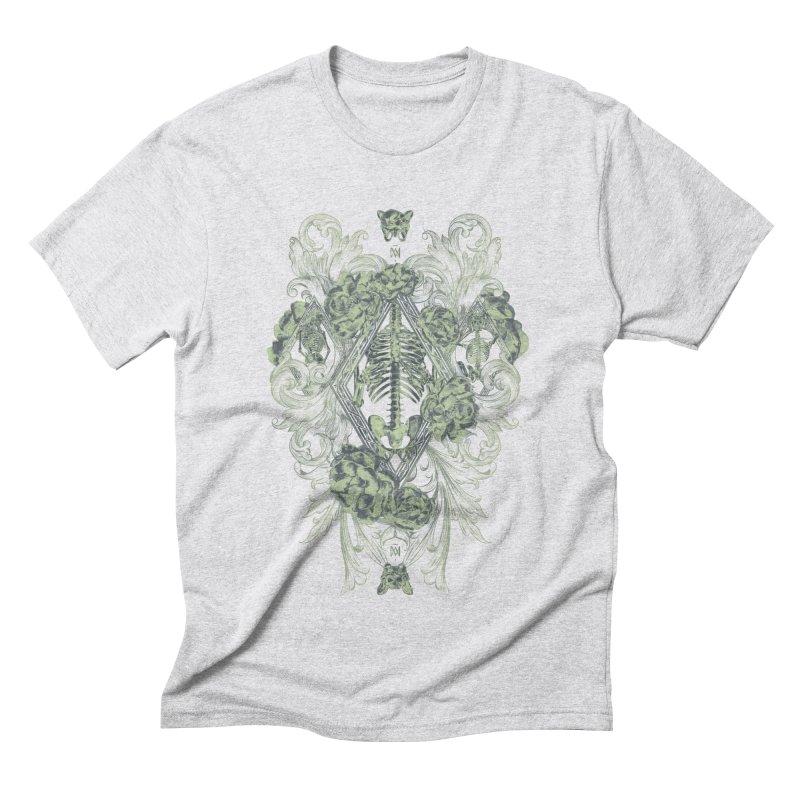 Jardí d'Ossos Men's Triblend T-Shirt by Saṃsāra LSD