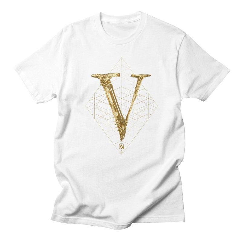 V for Victory Men's T-Shirt by Saṃsāra LSD