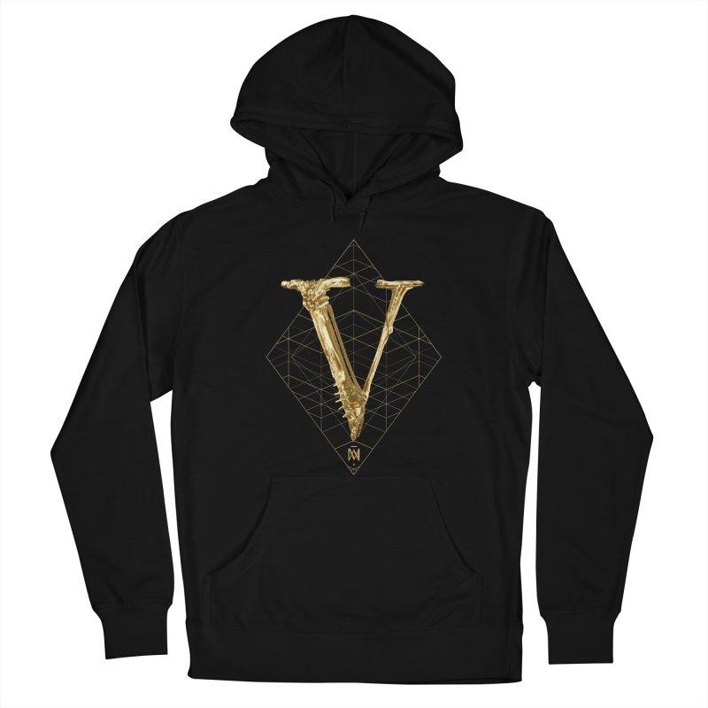 V for Victory Men's Pullover Hoody by Saṃsāra LSD