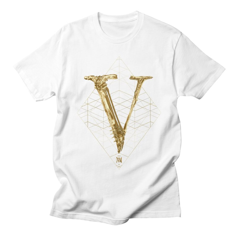 V for Victory Men's T-Shirt by Saṃsāra LSD
