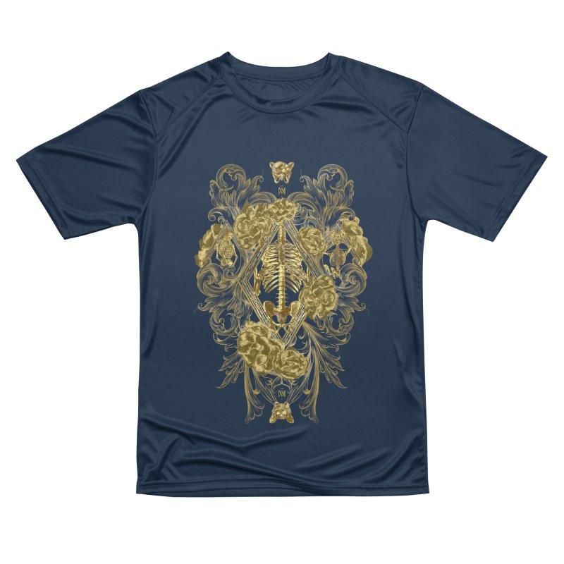 Cofre d'Ossos Men's Performance T-Shirt by Saṃsāra LSD