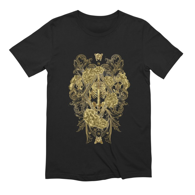 Cofre d'Ossos Men's Extra Soft T-Shirt by Saṃsāra LSD