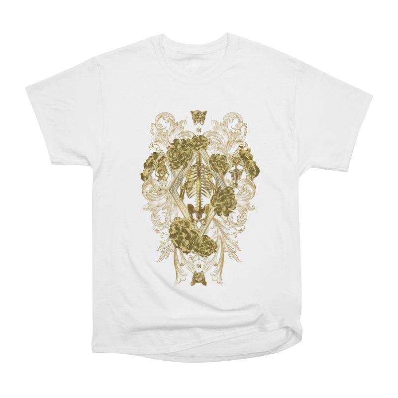 Cofre d'Ossos Men's Heavyweight T-Shirt by Saṃsāra LSD