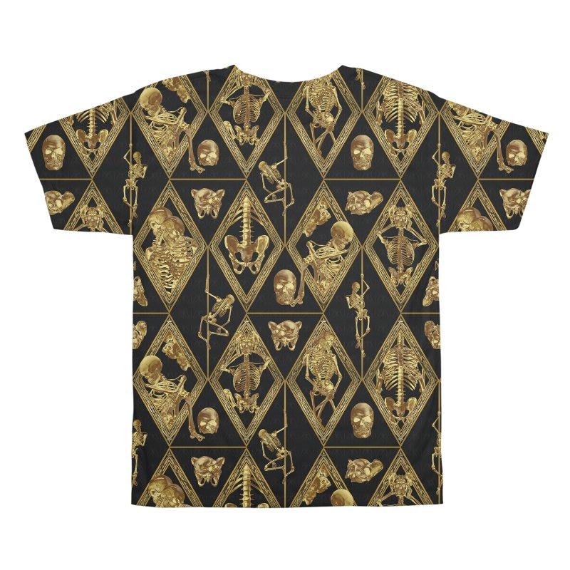 Rheingold Rhombus Men's All Over Print by Saṃsāra LSD
