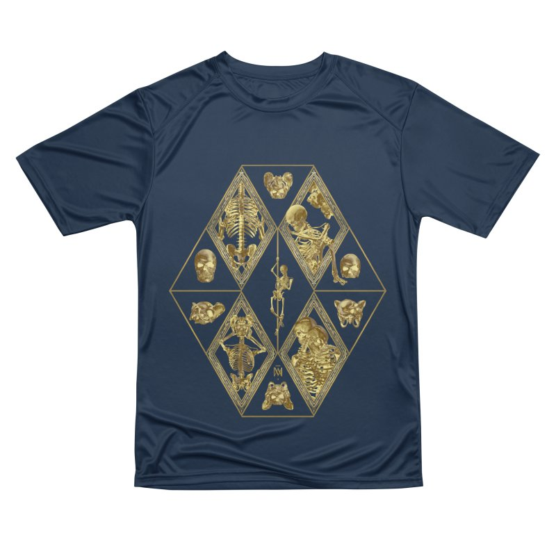 Rheingold Rhombus Men's Performance T-Shirt by Saṃsāra LSD