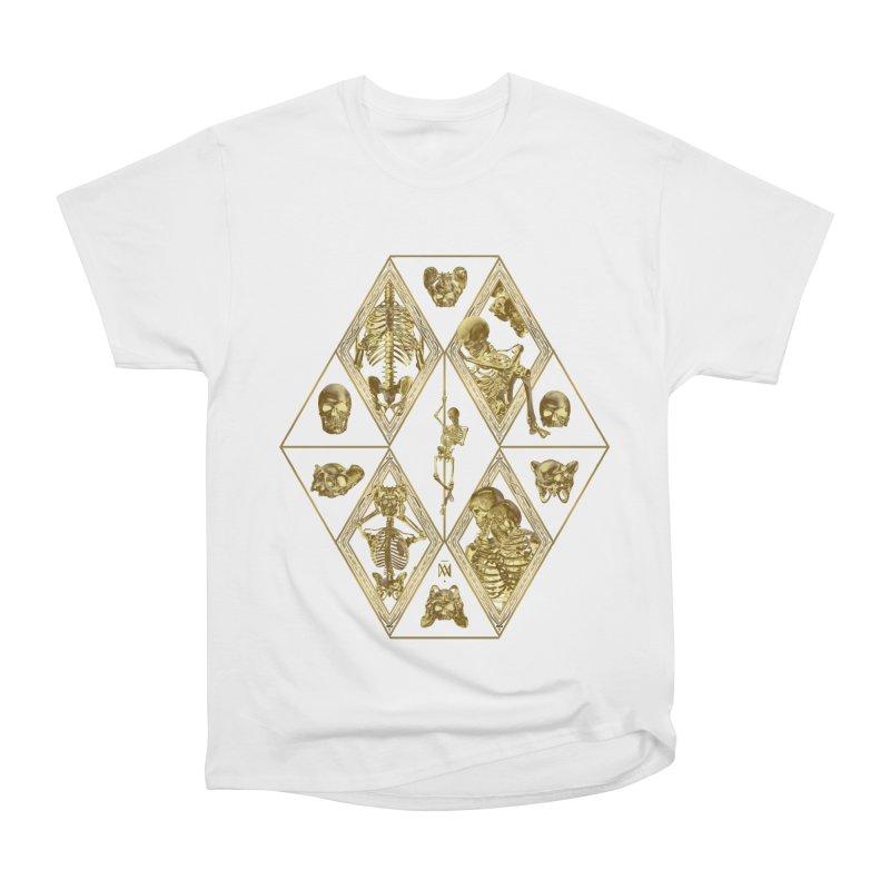 Rheingold Rhombus Men's Heavyweight T-Shirt by Saṃsāra LSD