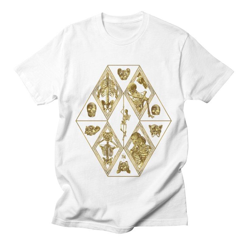Rheingold Rhombus Men's Regular T-Shirt by Saṃsāra LSD