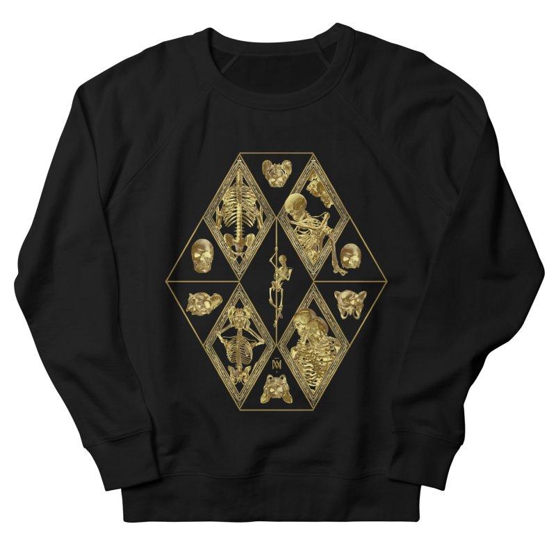 Rheingold Rhombus Women's French Terry Sweatshirt by Saṃsāra LSD