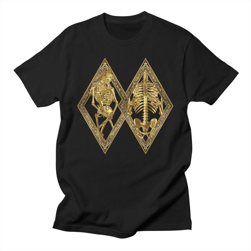 Rhombus Cage Women's Regular Unisex T-Shirt by Saṃsāra LSD