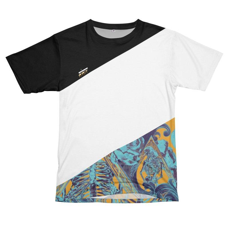 Slash Triband Women's Unisex T-Shirt Cut & Sew by Saṃsāra LSD