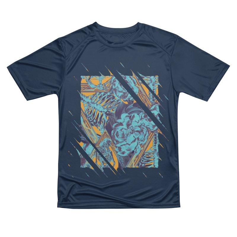 Slash Triband Men's Performance T-Shirt by Saṃsāra LSD