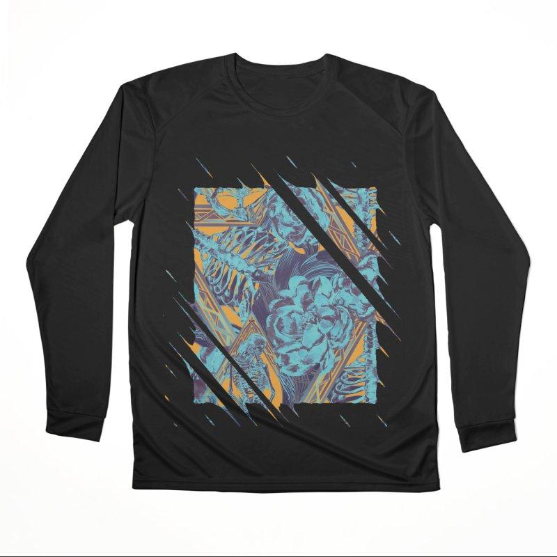 Slash Triband Men's Performance Longsleeve T-Shirt by Saṃsāra LSD