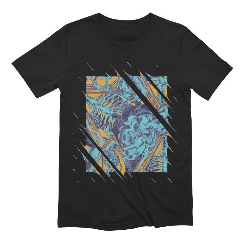 Slash Triband Men's Extra Soft T-Shirt by Saṃsāra LSD