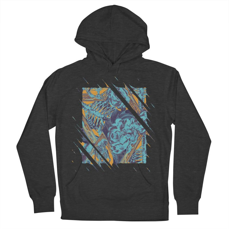 Slash Triband Men's French Terry Pullover Hoody by Saṃsāra LSD