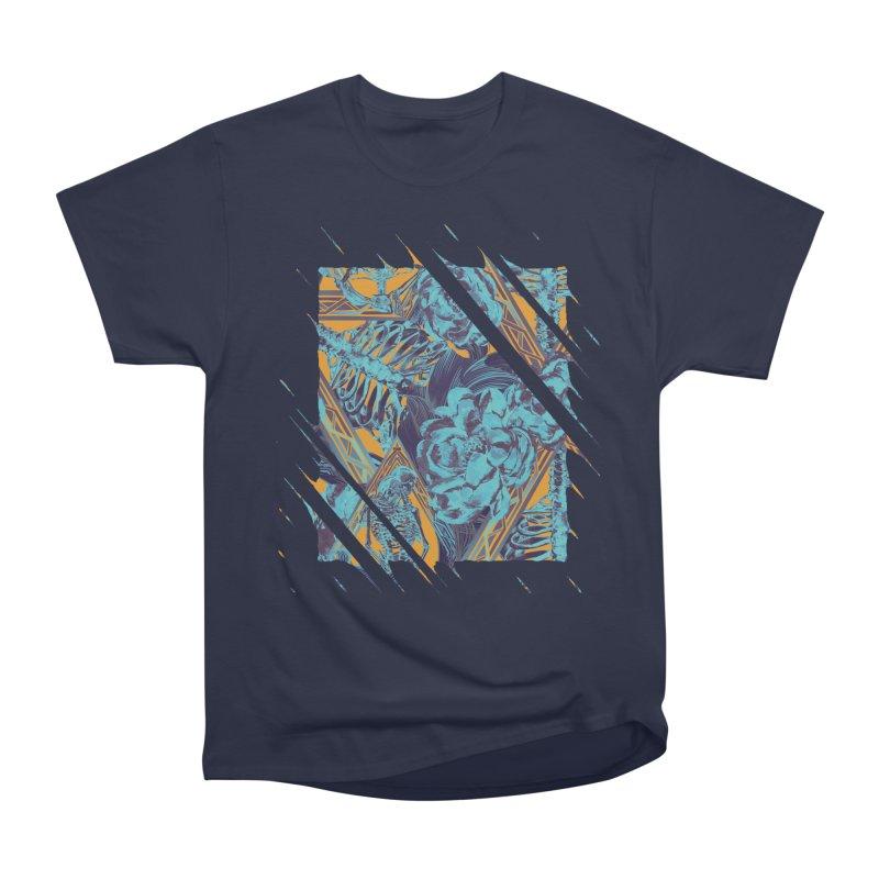 Slash Triband Men's Heavyweight T-Shirt by Saṃsāra LSD