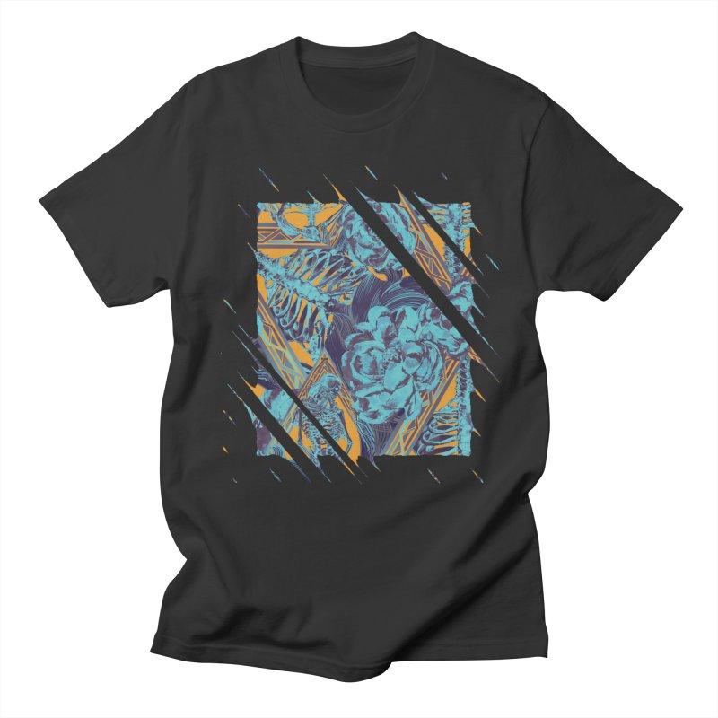 Slash Triband Men's Regular T-Shirt by Saṃsāra LSD